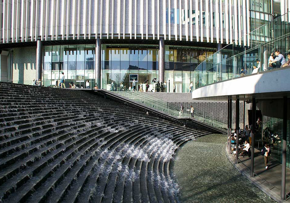 Ohtori consultants environmental design institute for Sustainable design consultants